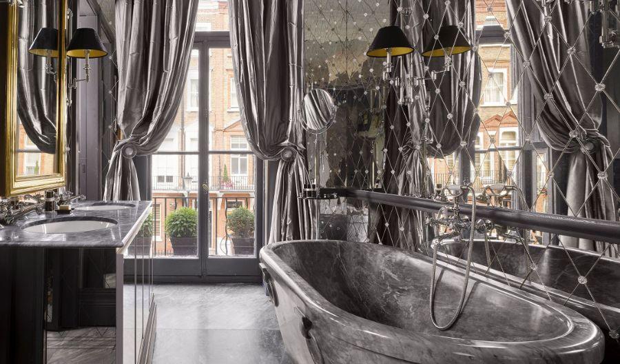 Hotel Bathrooms: 6 Inspirational Luxury Oasis At Its Best hotel bathrooms Hotel Bathrooms: 6 Inspirational Luxury Oasis At Its Best Blakes Hotel The Boutique Wonder Designed by Anouska Hempel 2