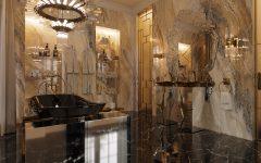 eternel parisian apartment Eternel Parisian Apartment: An Intense Experience In Bathroom Design FIERCE BATHROOM CAMERA 01 F 240x150