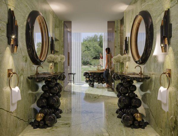 bathroom design An Untamed Bathroom Design: Presenting La Finca's Newest Luxury Home Feel Inspired By The Astonishing Untamed La Finca Home in Madrid 8 600x460