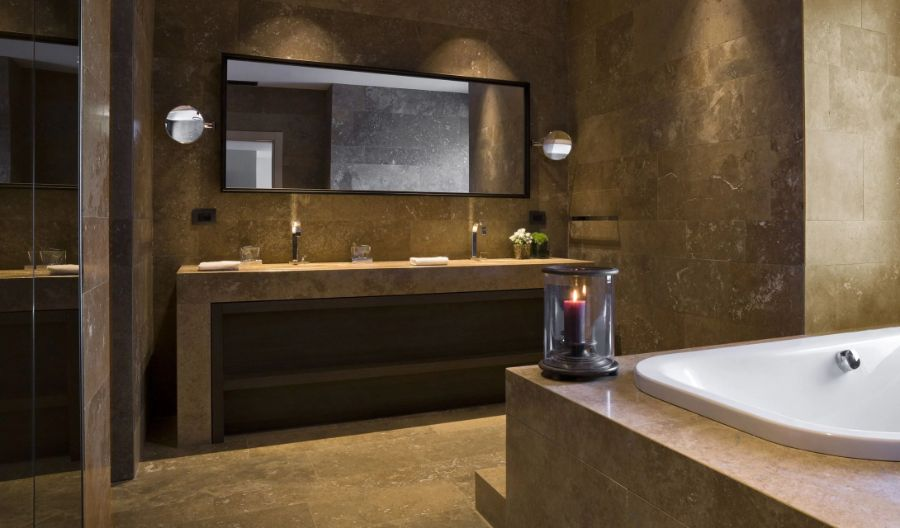 Hotel Bathrooms: 6 Inspirational Luxury Oasis At Its Best hotel bathrooms Hotel Bathrooms: 6 Inspirational Luxury Oasis At Its Best Filario Hotel and Residences Modern Luxurious Haven at Lake Como 6