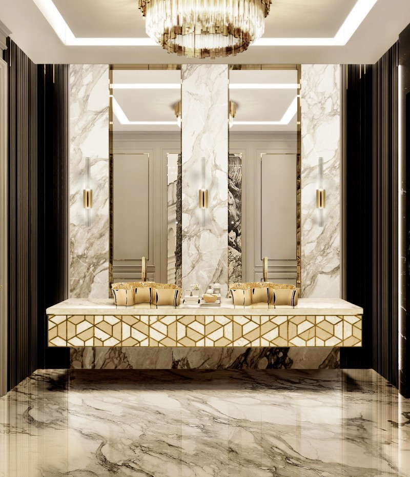 How To Create Balance In Your Bathroom Design