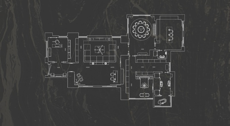An Untamed Bathroom Design: Presenting La Finca's Newest Luxury Home
