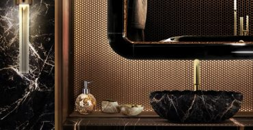 small bathroom design Fantastic Ideas To Make a Small Bathroom Design Pop-Up! 10 bathrooms to make a statement 6 1 370x190