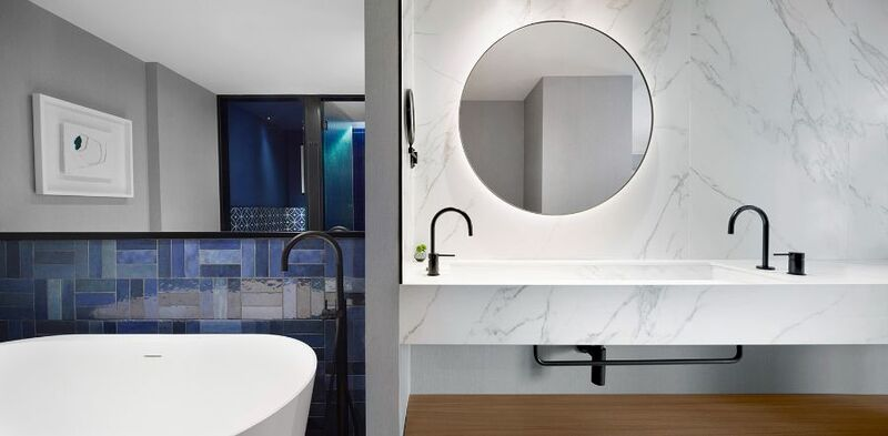 bathroom designs 6 Incredible Bathroom Designs From Perfect Hotels For Your Vacations! 6 Incredible Bathroom Designs From Perfect Hotels For Your Vacations 4