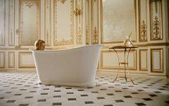 bathroom designs Bathroom Designs From Iconic Movies That Impress Bathroom Ideas Iconic Bathrooms from Hollywood Gems 8 240x150