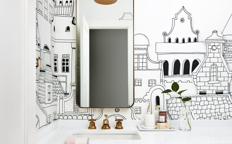 zöe feldman Zöe Feldman: A Genius Bathroom Interior Design Zoe Feldman A Genius Bathroom Interior Design 8 1
