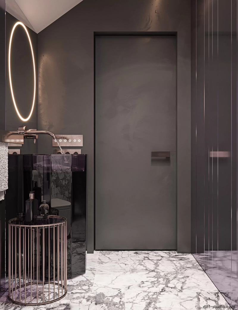 Bathroom Designers To Follow: Diff Studio bathroom designers Bathroom Designers To Follow: Diff Studio Diff Studio Bathroom Design Brilliance 5