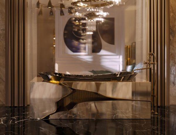 bathroom inspirations Bathroom Inspirations: The Lapiaz Collection spa inspired suite bathroom with lapiaz bathtub 1 2 600x460