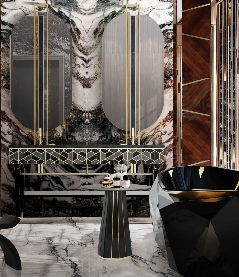 Bathroom Design: Inspiring New Looks For a Perfect Oasis