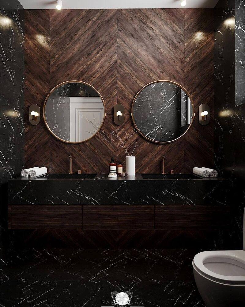 Dashing Modern Bathroom Decor To Inspire