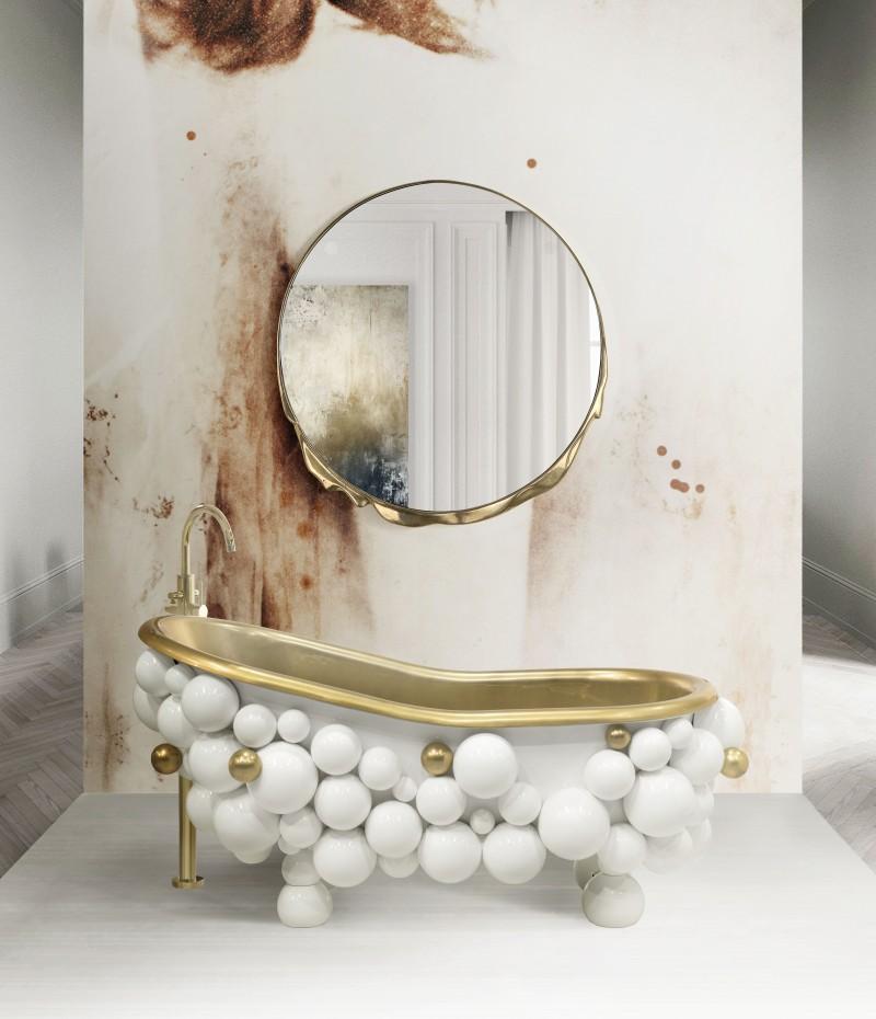 Fantastic Bathroom Inspiration To Improve Your Home Design
